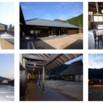11月25日(土)13:00 OPEN!! 「道の駅 銀の馬車道・神河」の施設が完成した模様。