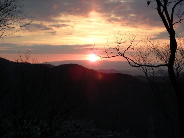 福崎町|神前山(かむさきやま)元日ご来光登山