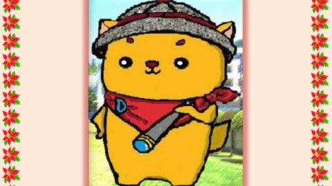 神崎高校マスコットキャラクター誕生。「カン太君」