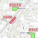 福崎駅前駐車場の利用について。