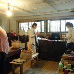 福崎町旧小國家 長屋門で新規「美容院」募集中。