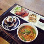 テーマは、おうちで韓国料理︎。有機野菜料理教室 | 笠形オーガニックファーマーズ