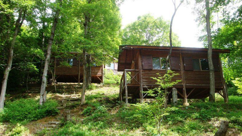 八千種自然活用村(春日キャンプ場)