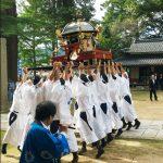 神崎郡秋まつり2018 神河町中村 | 埋田神社