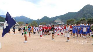 【神崎郡】郡内各中学校で体育大会が開催