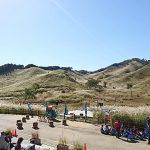 (開催されました)晴天に恵まれ砥峰高原ススキ祭り