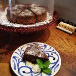 今日のケーキ  フォンダンショコラ焼けました。| カフェ・ド・あじゅーる(Azur)