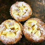 冬季限定 りんご と くるみ のデニィッシュ | パン有本