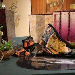(開催終了)創作和紙人形 よみがえる雅の世界 藤原慶子作品展 | 陽だまり舎