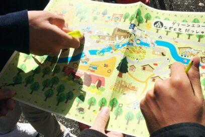 自然の中で家族と、仲間と。「リアル脱出系謎解き」がおもしろい!|グリーンエコー笠形