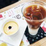 15時の休憩に。ふわふわシフォンケーキ | Cafe Haku(カフェハク)
