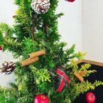 店内もクリスマスの装い | カフェ・ド・あじゅーる(Azur)