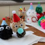 (開催されました)児童センター「きらきら館」で『ハンドメイド☆クリスマス』 | 神河町