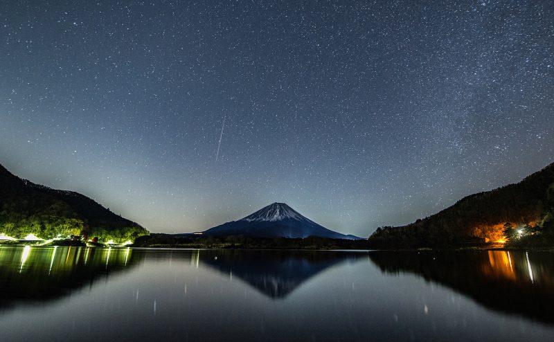 極大に。ふたご座流星群を見よう。