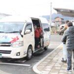 福崎町・市川町連携コミバスがサンテレビで紹介されます