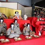 大通寺でお雛様が3月中展示。|市川町