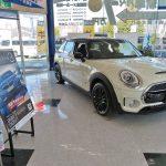 新車MINIクラブマンS 展示即売中|有限会社マツモト自動車
