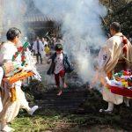 (開催されました)宕山法性寺(愛宕さん)の春会式|神河町