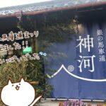 (ねこレポ)道の駅「銀の馬車道・神河」国道312号イベント&かみかわ銀の馬車道まつりに行ってきた。