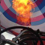 (開催されました)鶉野飛行機跡で気球の係留イベント