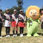 (サンテレビ)「西はりまサタデー9」で第3回市川町ゴルフまつりの様子が放送