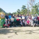 快晴の空の下、第3回市川町ゴルフまつりが開催。│喜楽☆喜楽GOLFフェス