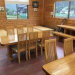 長谷ふれあい会館で4月からレストランがオープン。