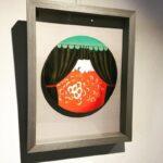 (開催終了)アンドレイ ヴェルホフツェフ展「百富士繚乱 inカフェ・ド・あじゅーる」~5月20日まで