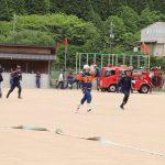 第14回神河町消防操法訓練大会が開催されました。