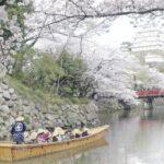 姫路城内堀 和船めぐり|2019年6月