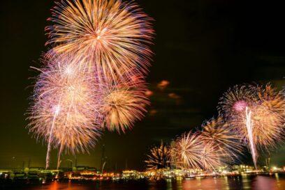 全国一斉にシークレット花火|Cheer up!(チアアップ)花火プロジェクト|新型コロナウイルス収束を祈り咲く