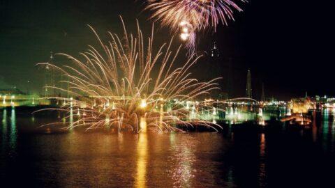 第41回姫路みなと祭海上花火大会