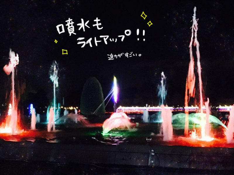 サマーイルミネーション 2019|兵庫県立フラワーセンター
