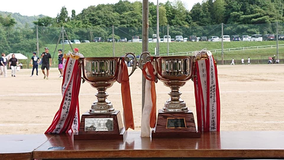 (開催されました)7月6日 第14回神崎郡子ども会球技大会