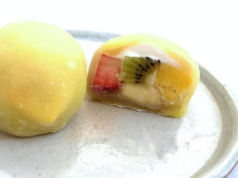 フルーツパフェ大福