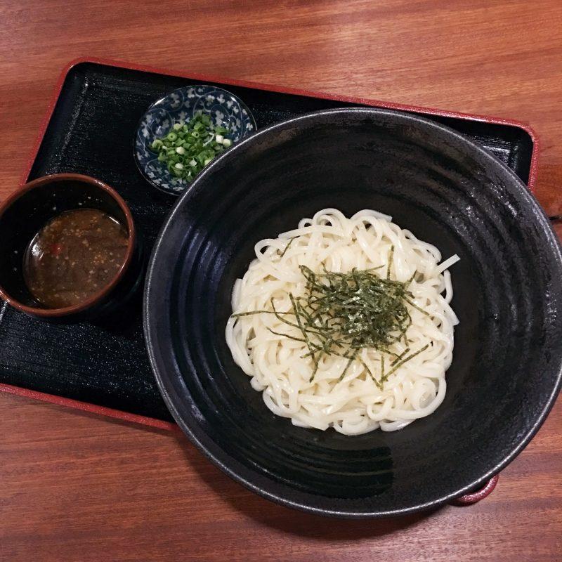 播州百日とり濃厚たれ つけ麺