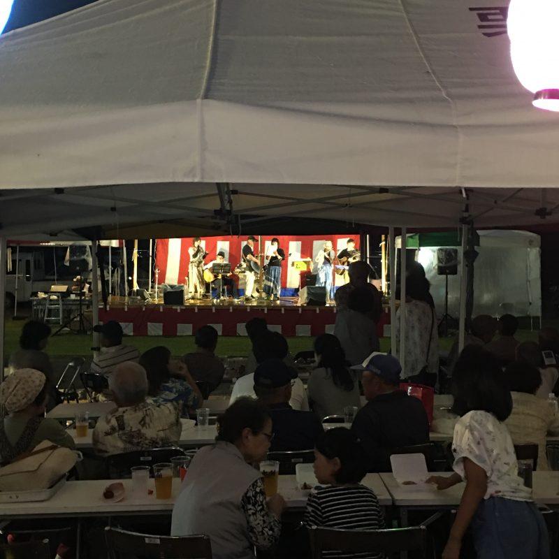 (開催されました)長谷駅前納涼まつり&播但沿線フォーラム