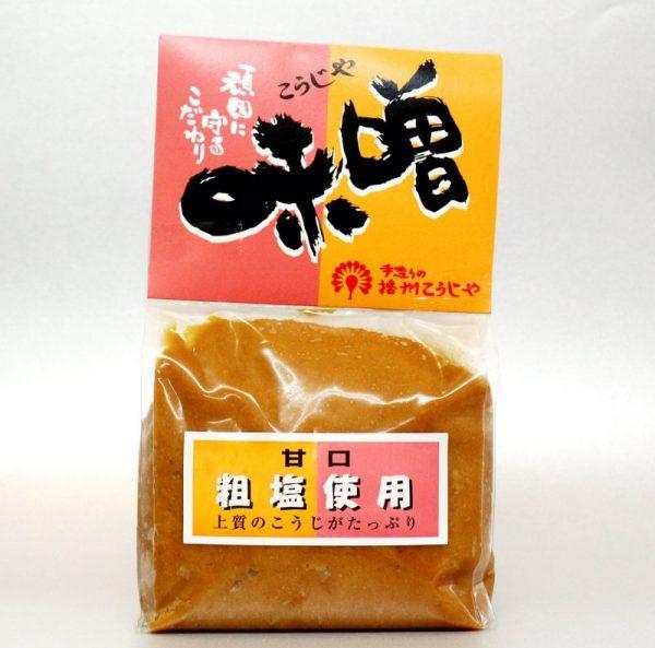 播州こうじや 手作り味噌1kg