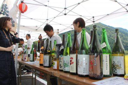 (開催されました)日本酒発祥の地とされる庭田神社で「しそう日本酒まつり2019」