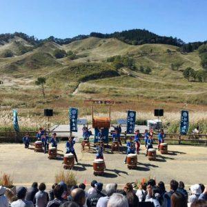 砥峰高原ススキまつり2019が10月20日(日)に開催。