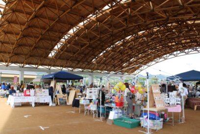 (開催されました)第2回MISERU(ミセル)〜手づくり雑貨と音楽のアートフェス〜|福崎町