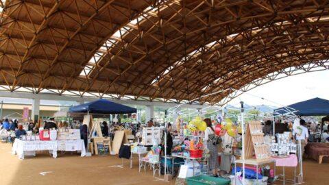 (開催されました)第2回MISERU(ミセル)〜手づくり雑貨と音楽のアートフェス〜 福崎町