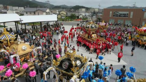 神崎郡近郊の秋祭り2019