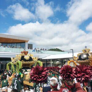 (行ってきた)祝・JR福崎駅前整備完成。記念式典・記念イベントが開催されました。