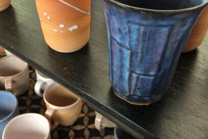(行ってきた)姫路大手前公園で3つイベントが同時開催。お菓子に陶器に革フェスタ
