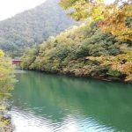 銀山湖周辺の紅葉情報|生野町観光協会
