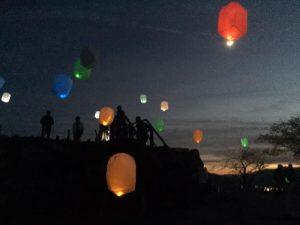 竹田城跡で幻想的な時間を|竹田城跡 スカイランタンフェスティバルは11月3日(日)も開催。
