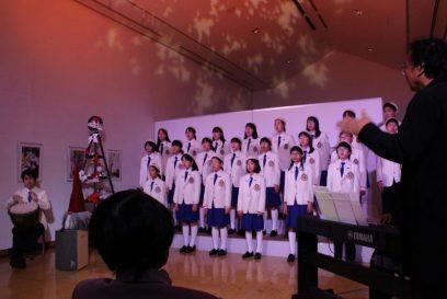 (開催されました)兵庫稲美少年少女合唱団のクリスマスコンサート
