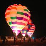 (開催されました)ハッピーバルーンクリスマス|鶉野飛行場跡|加西市