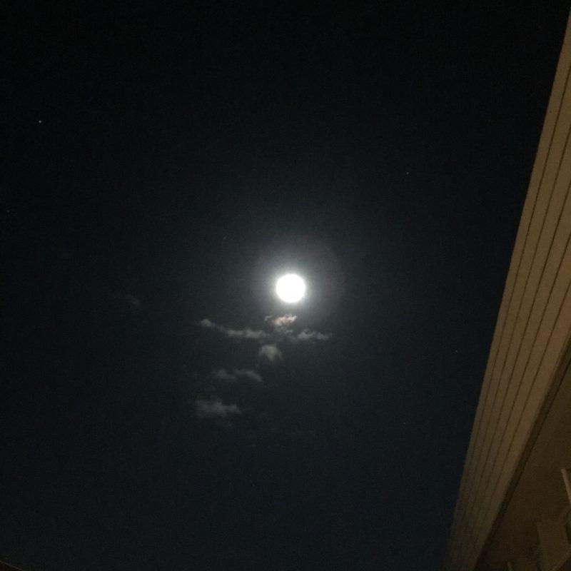 令和元年最後の満月コールドムーン|12月12日(木)